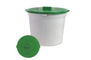 Lixeira de Plástico