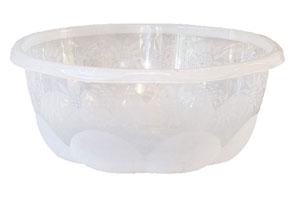 Saladeiras Translúcidas
